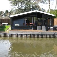 Modern Holiday Home in Antwerp Right Beside a Lake