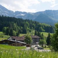Alpenresidenz Buchenhöhe, Hotel in Berchtesgaden