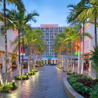 Boca Raton Marriott at Boca Center, hotel in Boca Raton