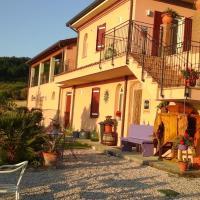 B&B Castellano, отель в городе Montescudo