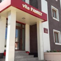 Vila Family, hotel in Cricova