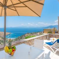 Thea Villas Aegina, ξενοδοχείο στην Πέρδικα