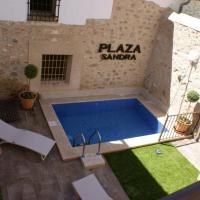 Plaza Sandra, hotel en Trujillo