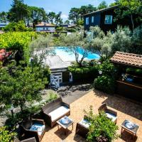 Hotel Résidence Le Sporting, Hotel in Cap Ferret