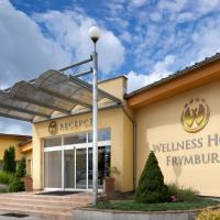 Wellness Hotel Frymburk, отель в Фримбурке