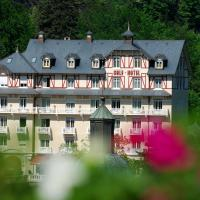 Golf Hotel, hotel in Brides-les-Bains