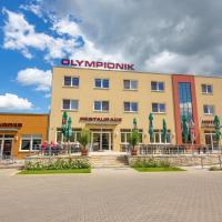 Hotel Olympionik, hotel in Mělník