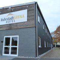 Ruhrstadtarena Hotel, hotel in Herne