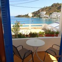Scirocco Rooms, hotel in Loutro