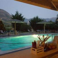 Hotel Iliana, Hotel in Mandrotopos
