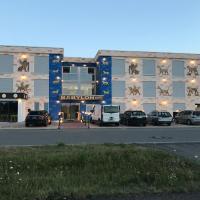 Hotel Babylon am Europa-Park, hotel in Ringsheim