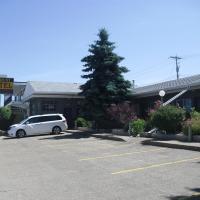 Stardust Motel, hotel em Camrose