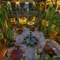 Hotel San Francisco De Quito, hotel in Quito