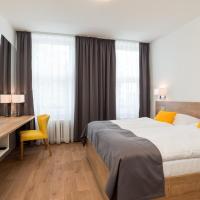 Hotel Slavia – hotel w mieście Boskovice