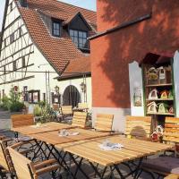 Das Vogelhaus, hotel sa Sommerhausen
