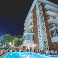Hotel Ridolfi, hotell i Milano Marittima