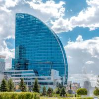 The Blue Sky Hotel and Tower, hotel in Ulaanbaatar