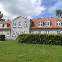 Færgegården, hotel i Nykøbing Falster