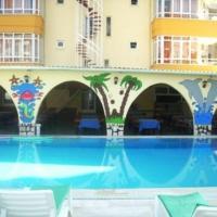 Best Alanya Hotel, отель в городе Аланья