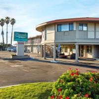 Sands by the Sea Motel, hotel v destinaci San Simeon