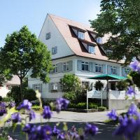 Hotel Garni Am Zehntstadl, Hotel in Ulm