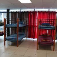 Mahana Lodge Hostel & Backpacker, hotel em Papeete