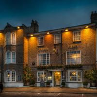 The Golden Fleece Hotel, Thirsk, North Yorkshire