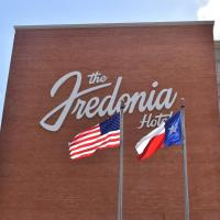 The Fredonia Hotel, hotel in Nacogdoches