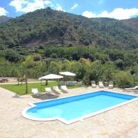 Profetina Village, hotell i Motta Camastra