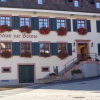 Gasthaus zur Sonne, hotel in Aesch
