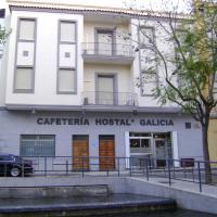 Hostal Galicia, hotel in Don Benito