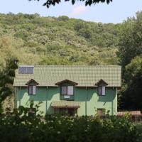 Agropensiunea Cetatuia, hotel in Luncaviţa