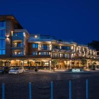 Blu Bay Hotel Sozopol、ソゾポルのホテル