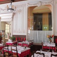 Hôtel Restaurant d'Alsace, hotel in Plombières-les-Bains