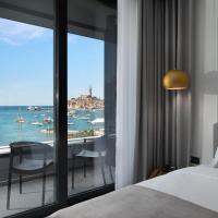Hotel Delfin, hotel in Rovinj