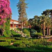 Hotel Casa Real - Viña Santa Rita, hotel en Santiago