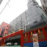 Charmant Hotel Suwon, hotel in Suwon