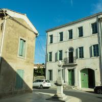 La Maison des Vendangeurs sur Mer, hotel in Gruissan