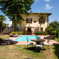 Casa Vacanze Villa il Castellaccio, hotel in Lucolena in Chianti