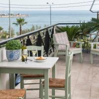 Unique flat with Sea view - Beachfront 2 Bdrm Apartment