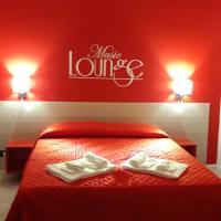 B&B enjoy music, hotell i Villa San Giovanni