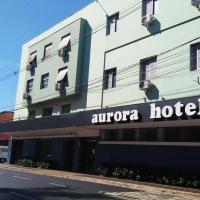Aurora Hotel, hotel em Ribeirão Preto