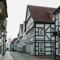 Historik Hotel Garni Christinenhof, hotel in Hameln