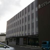 Hotel Lexton Tanegashima, отель в городе Nishinoomote