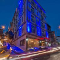 Viesnīca Montagna Hera Hotel Taksim Stambulā
