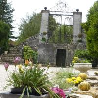 Château de la Hussardière, hôtel à Dampierre-sur-Salon