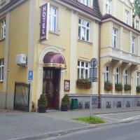 Hotel Atena – hotel w mieście Słupsk