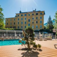 Savoy Hotel, hotel in Brides-les-Bains
