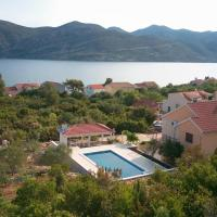 Seaside apartments with a swimming pool Kneza, Korcula - 9269