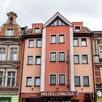 Hotel Omega, hotel in Ostrów Wielkopolski